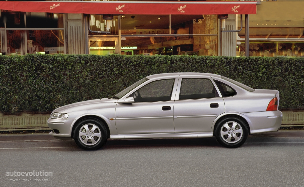 2000 Holden Vectra #17