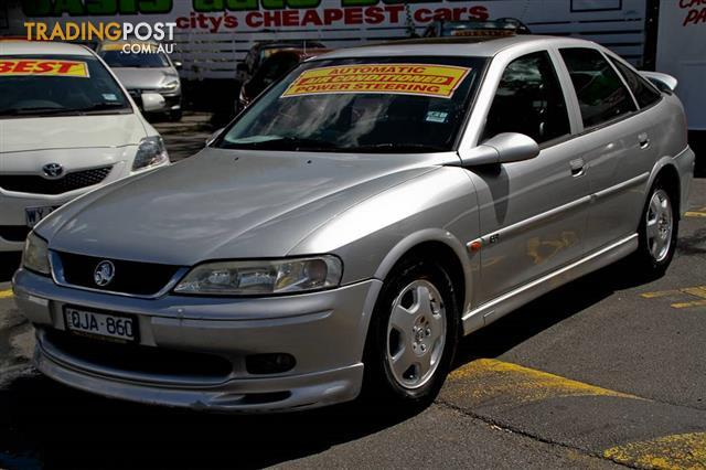2000 Holden Vectra #16