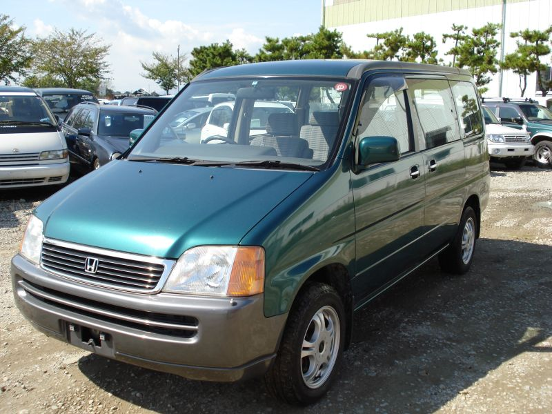 2000 Honda Step Wagon #14