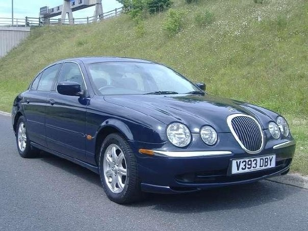 2000 Jaguar S-type #17