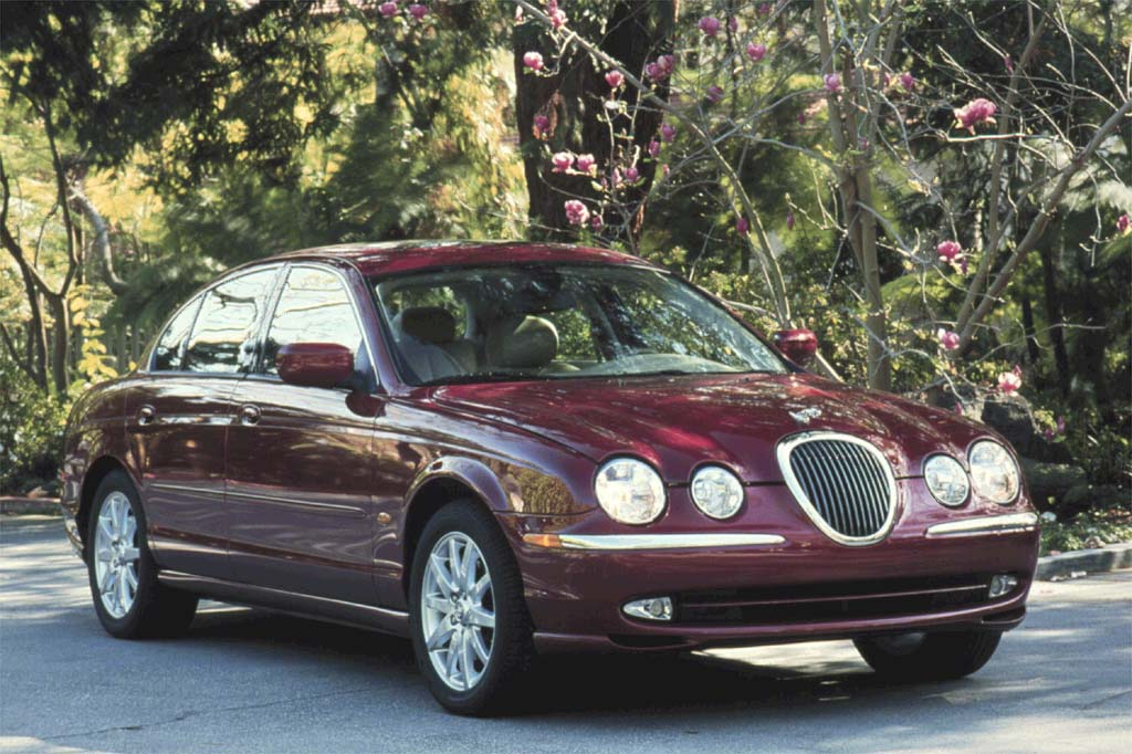 2000 Jaguar S-type #20