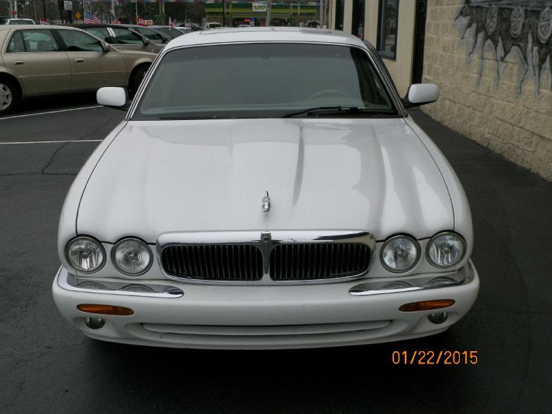 2000 Jaguar Xj-series #21