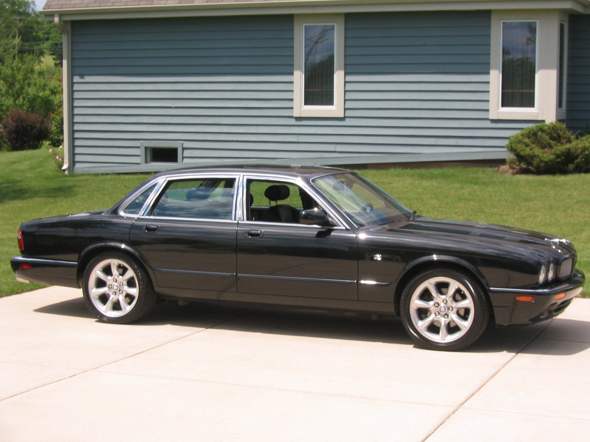 2000 Jaguar Xj-series #20