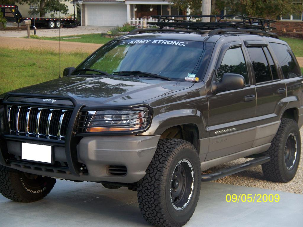 2000 jeep grand cherokee photos informations articles. Black Bedroom Furniture Sets. Home Design Ideas