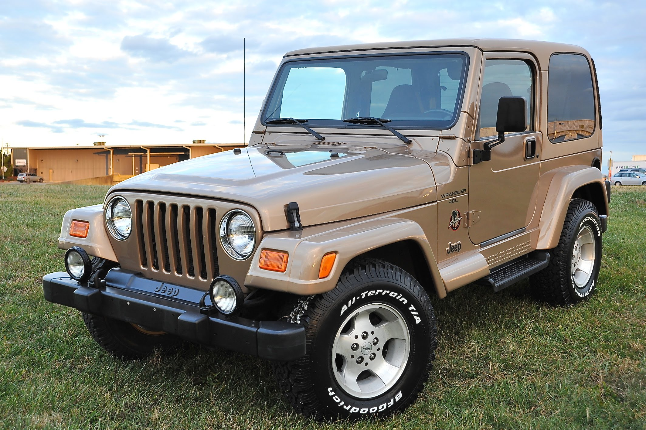 2000 Jeep Wrangler s Informations Articles BestCarMag