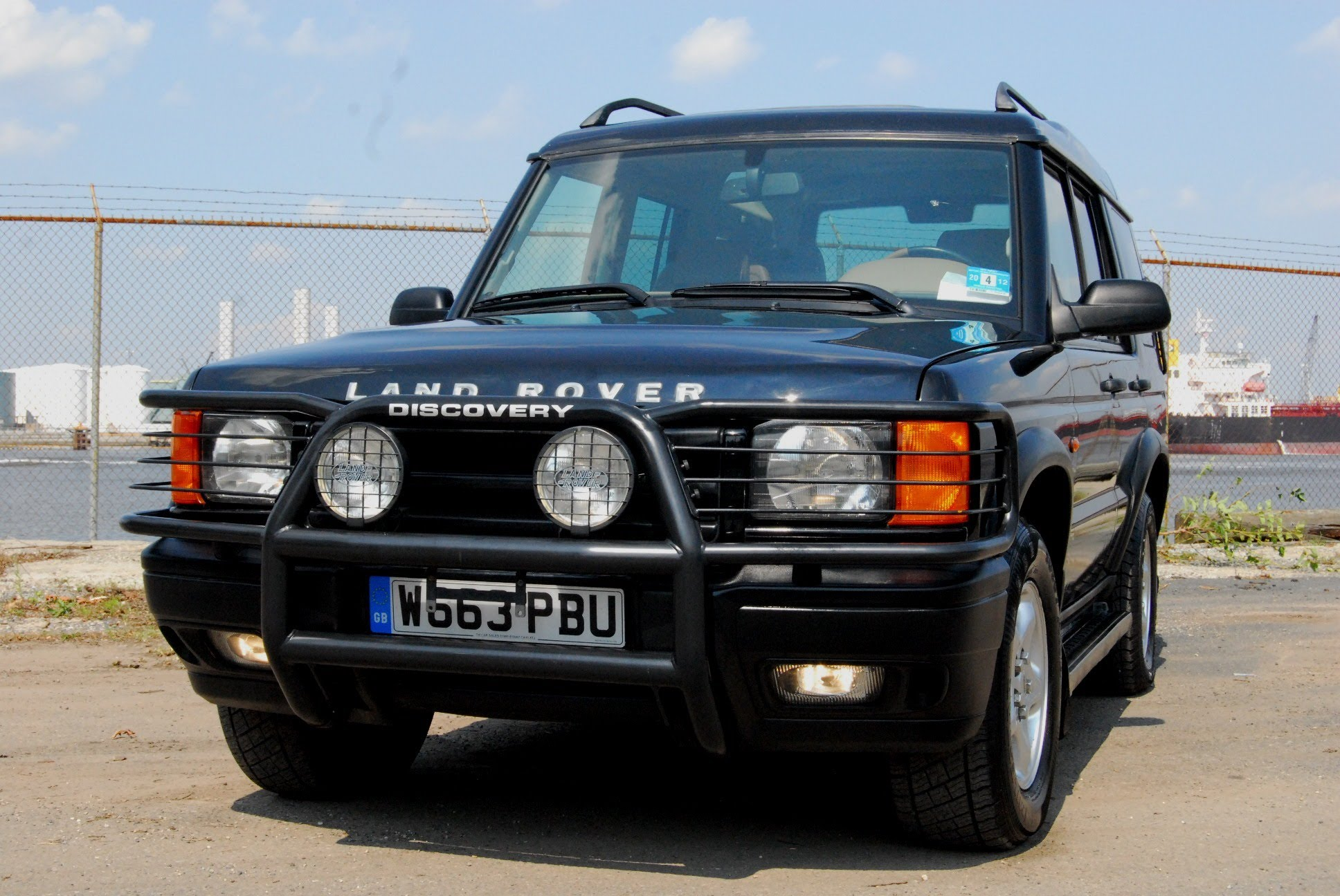 2000 land rover discovery series ii photos informations articles. Black Bedroom Furniture Sets. Home Design Ideas