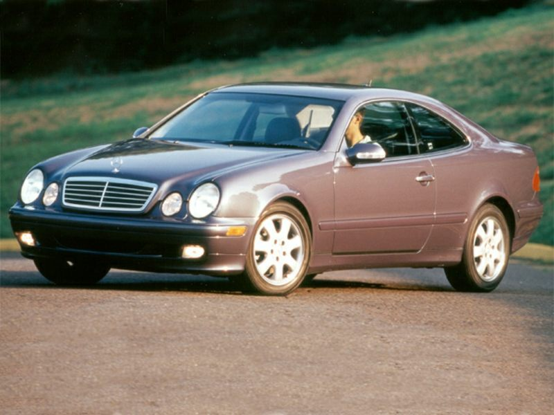 2000 Mercedes-Benz CLK #18