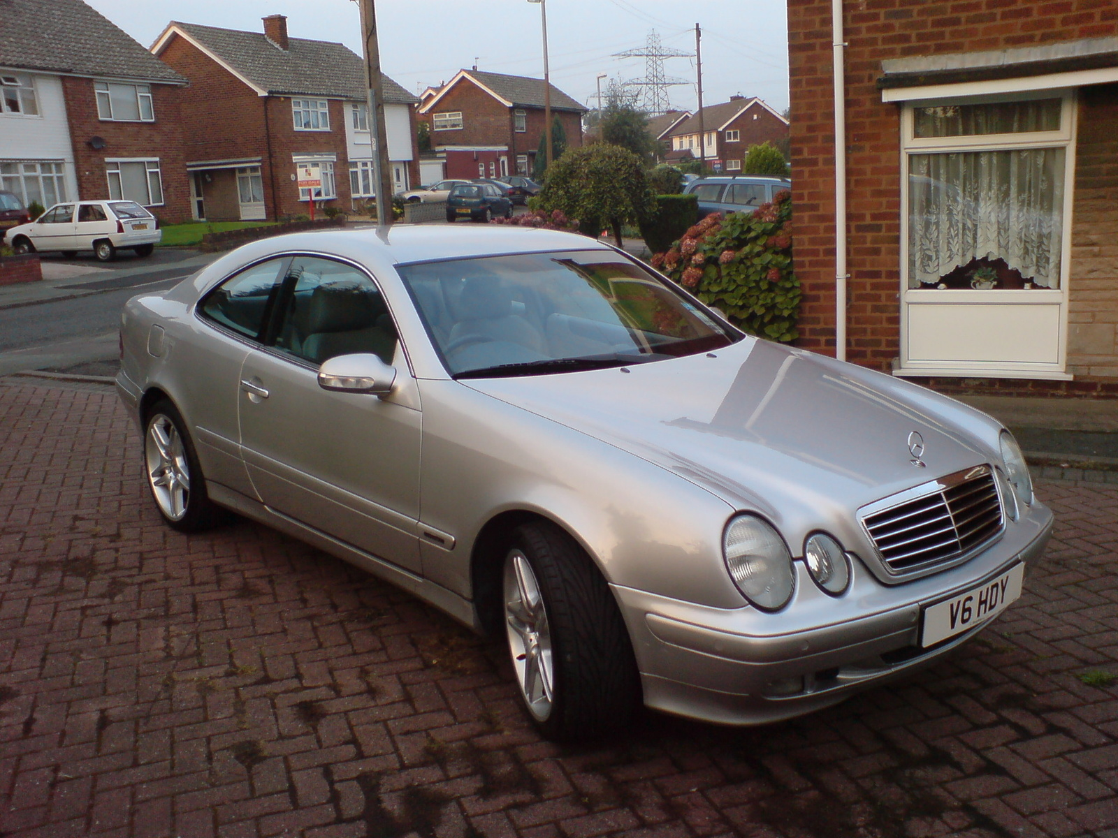 2000 Mercedes-Benz CLK #22