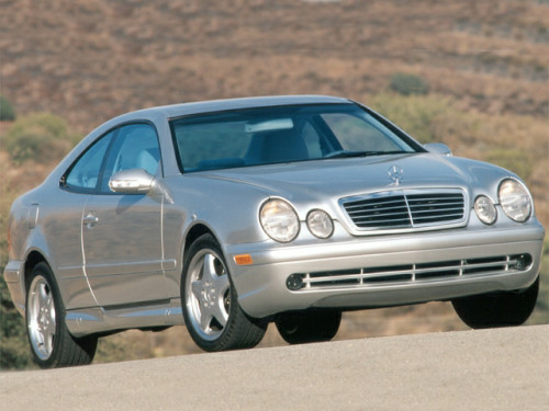 2000 Mercedes-Benz CLK #19