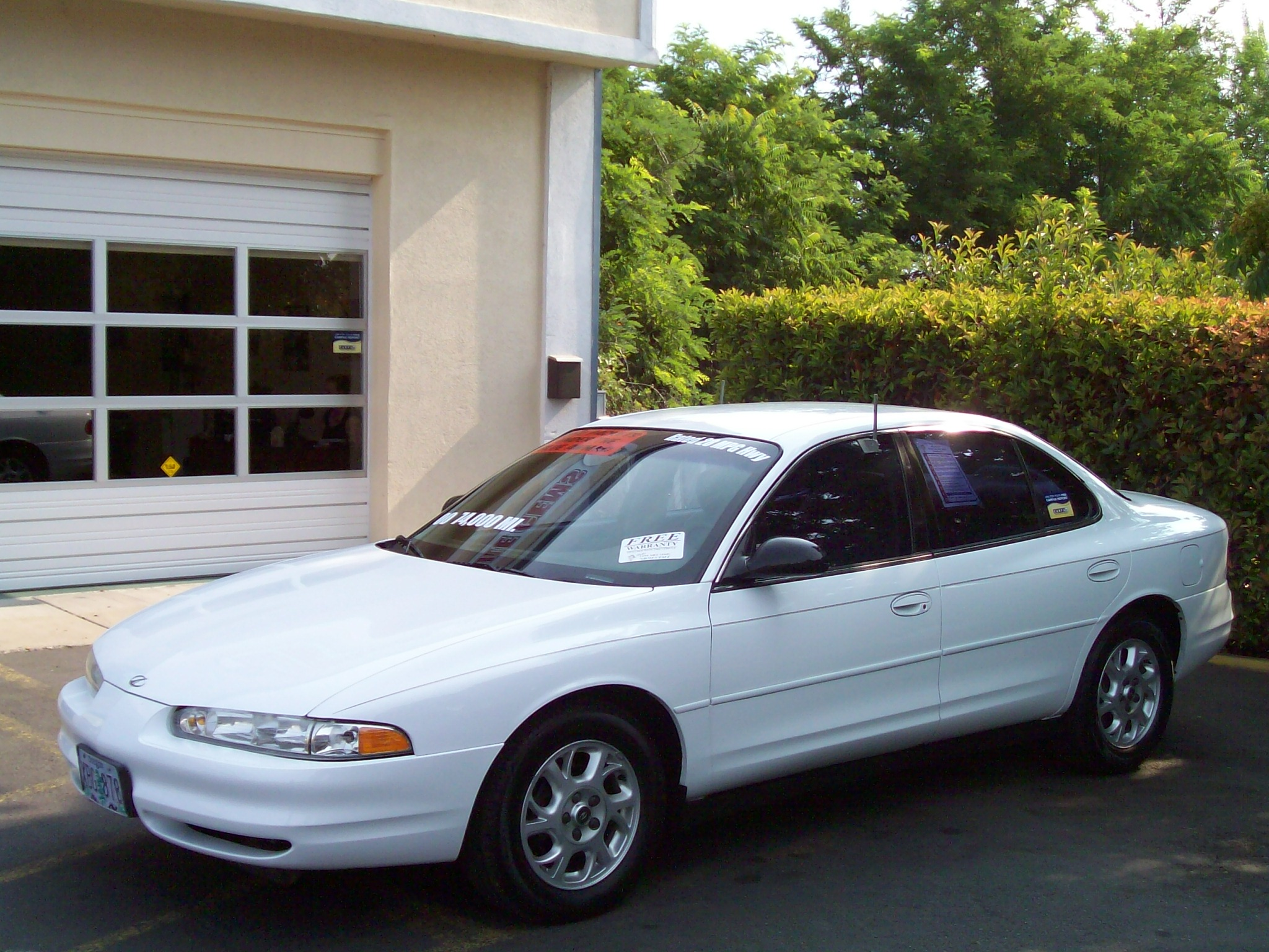 2000 Oldsmobile Intrigue #18