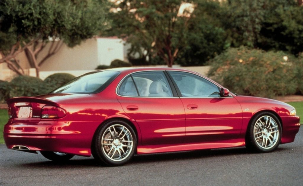 2000 Oldsmobile Intrigue #15