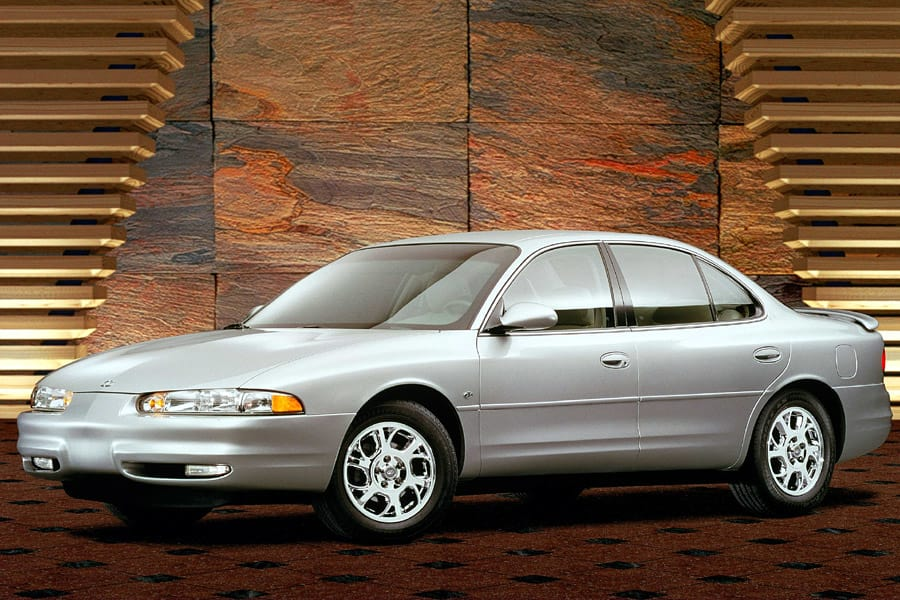 2000 Oldsmobile Intrigue #16