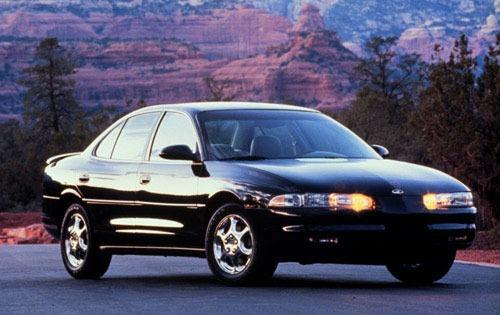 2000 Oldsmobile Intrigue #17