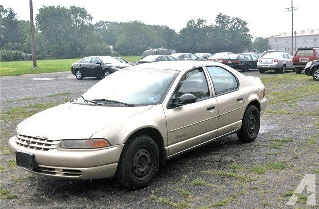 2000 Plymouth Breeze #13