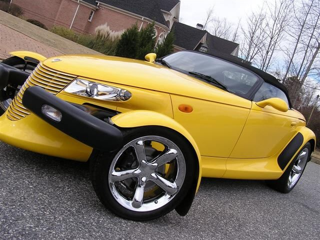 2000 Plymouth Prowler #20
