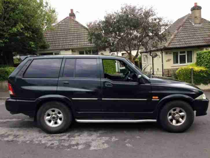 2000 Ssangyong Musso #19