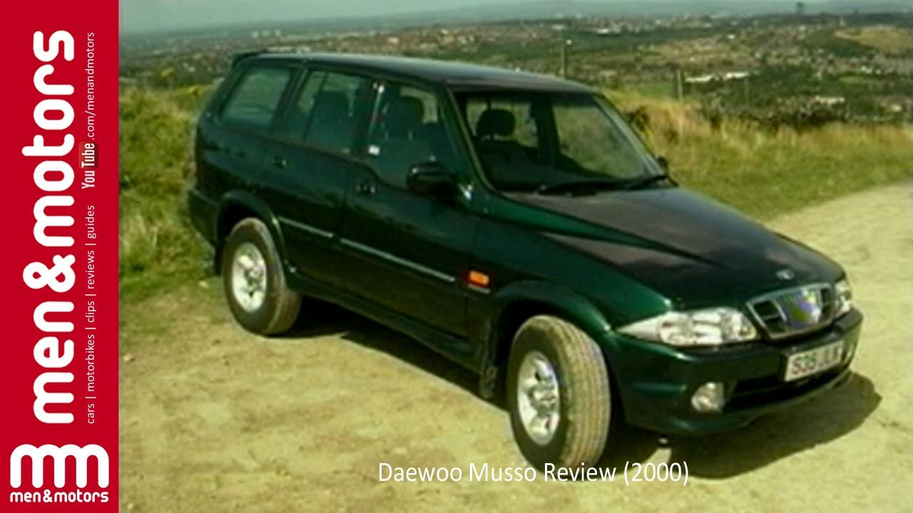 2000 Ssangyong Musso #18