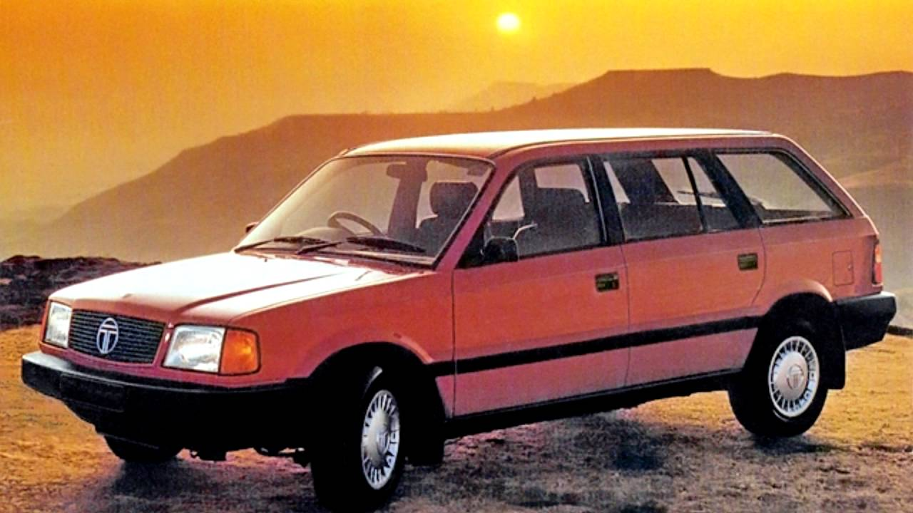2000 Tata Estate #16