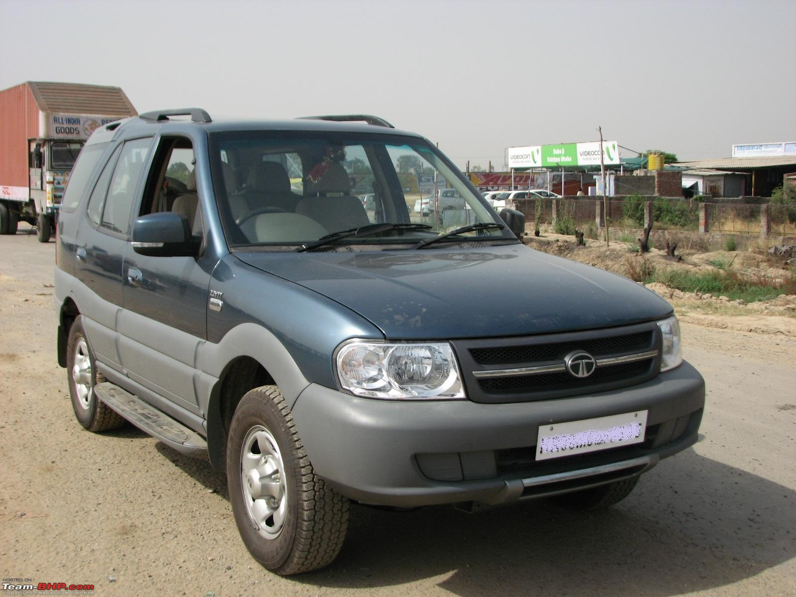 2000 Tata Safari #20