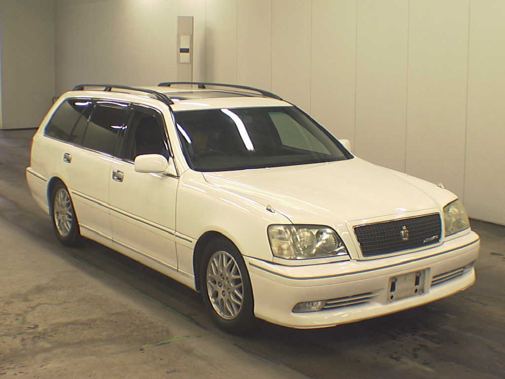 2000 Toyota Crown #13