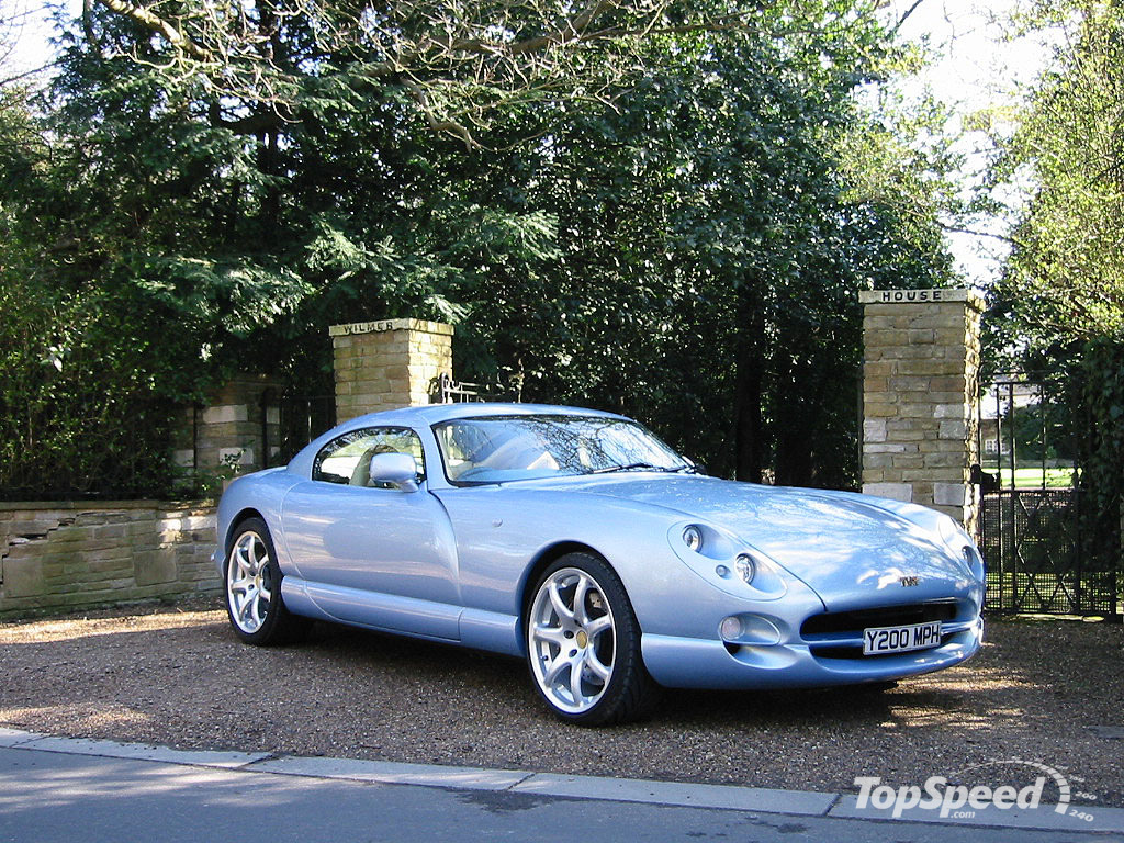 2000 TVR Griffith #12