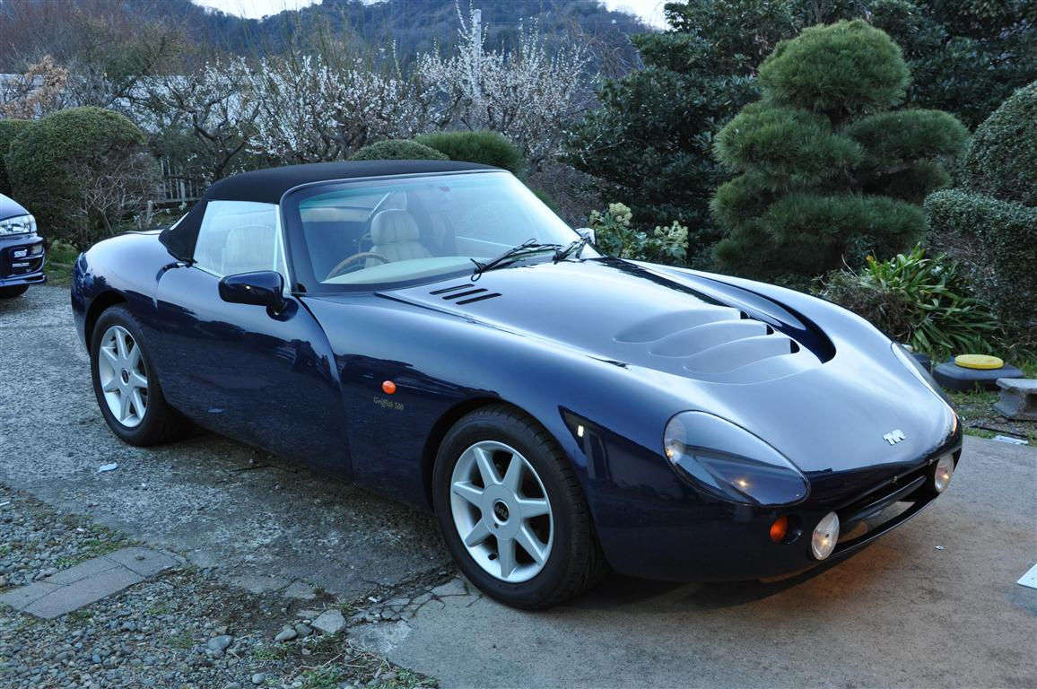 2000 TVR Griffith #16