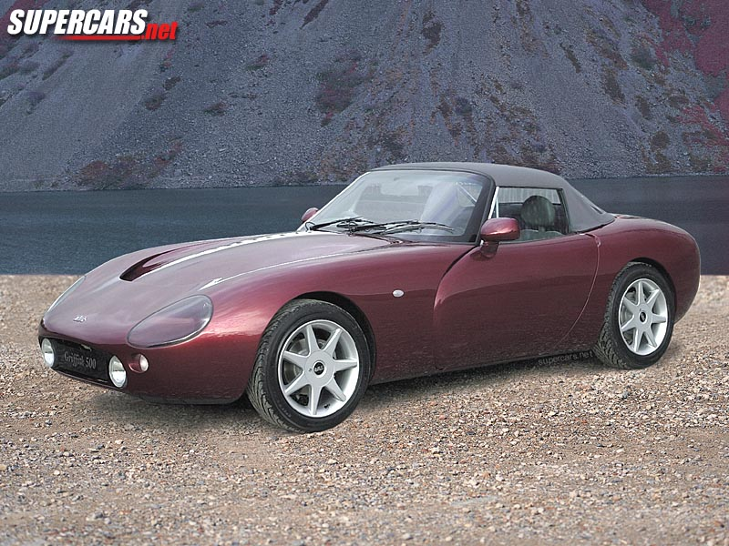 2000 TVR Griffith #14