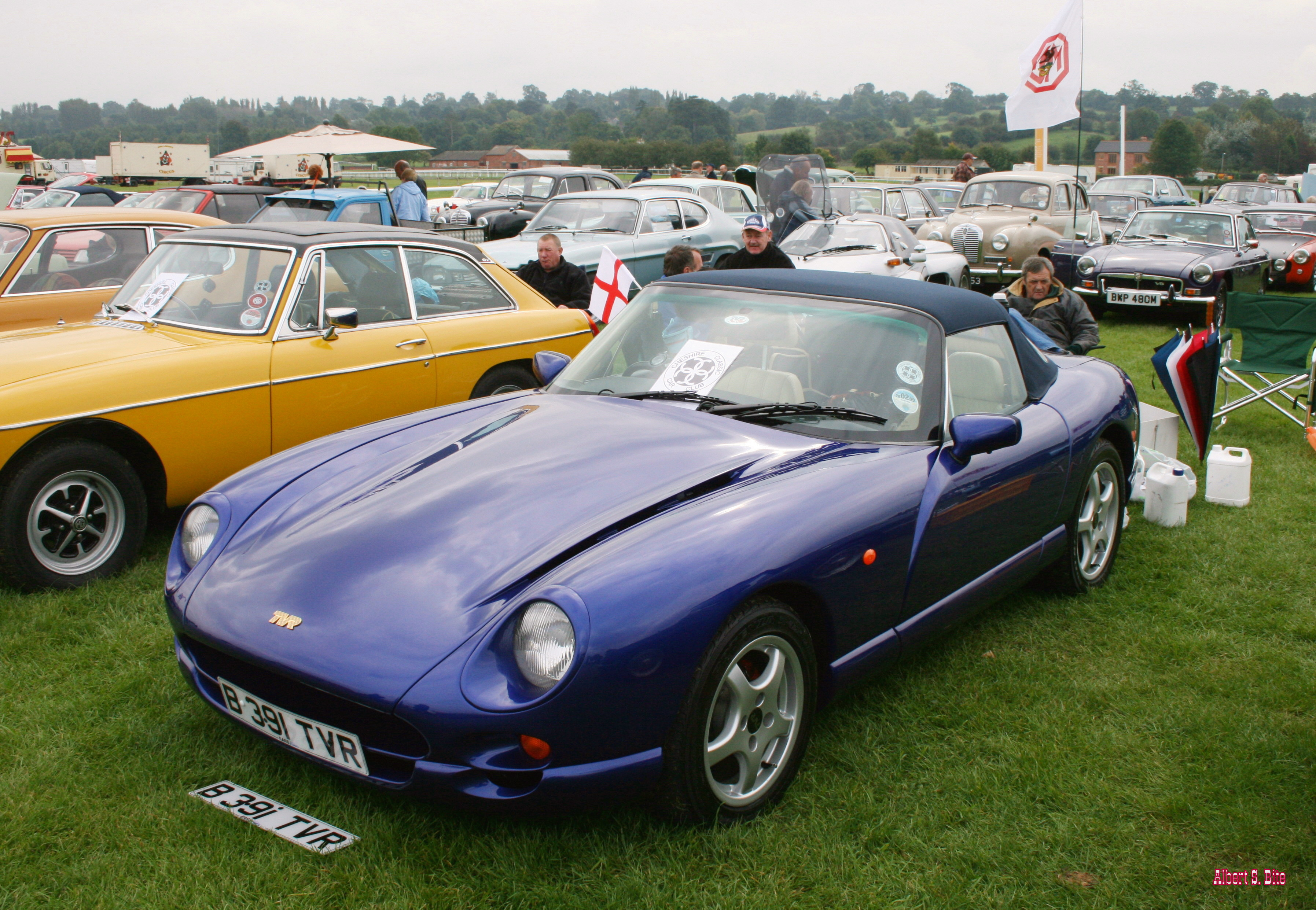2000 TVR Griffith #13