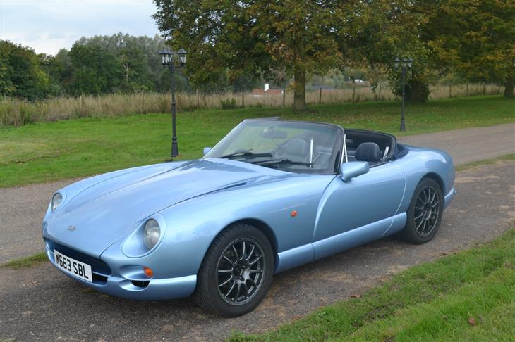2000 TVR Griffith #15