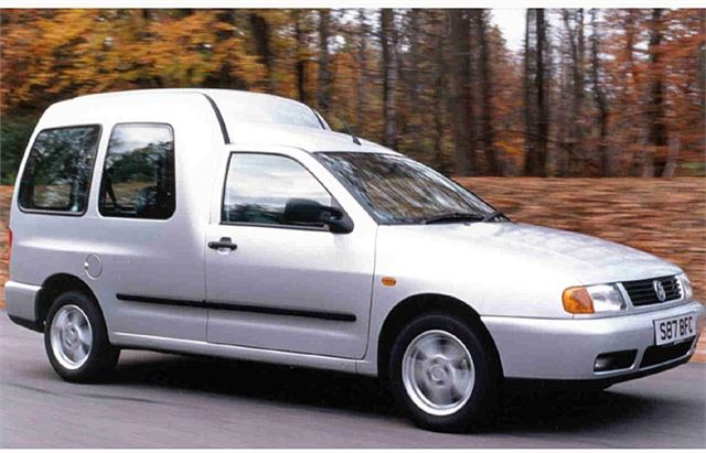 2000 Volkswagen Caddy #18