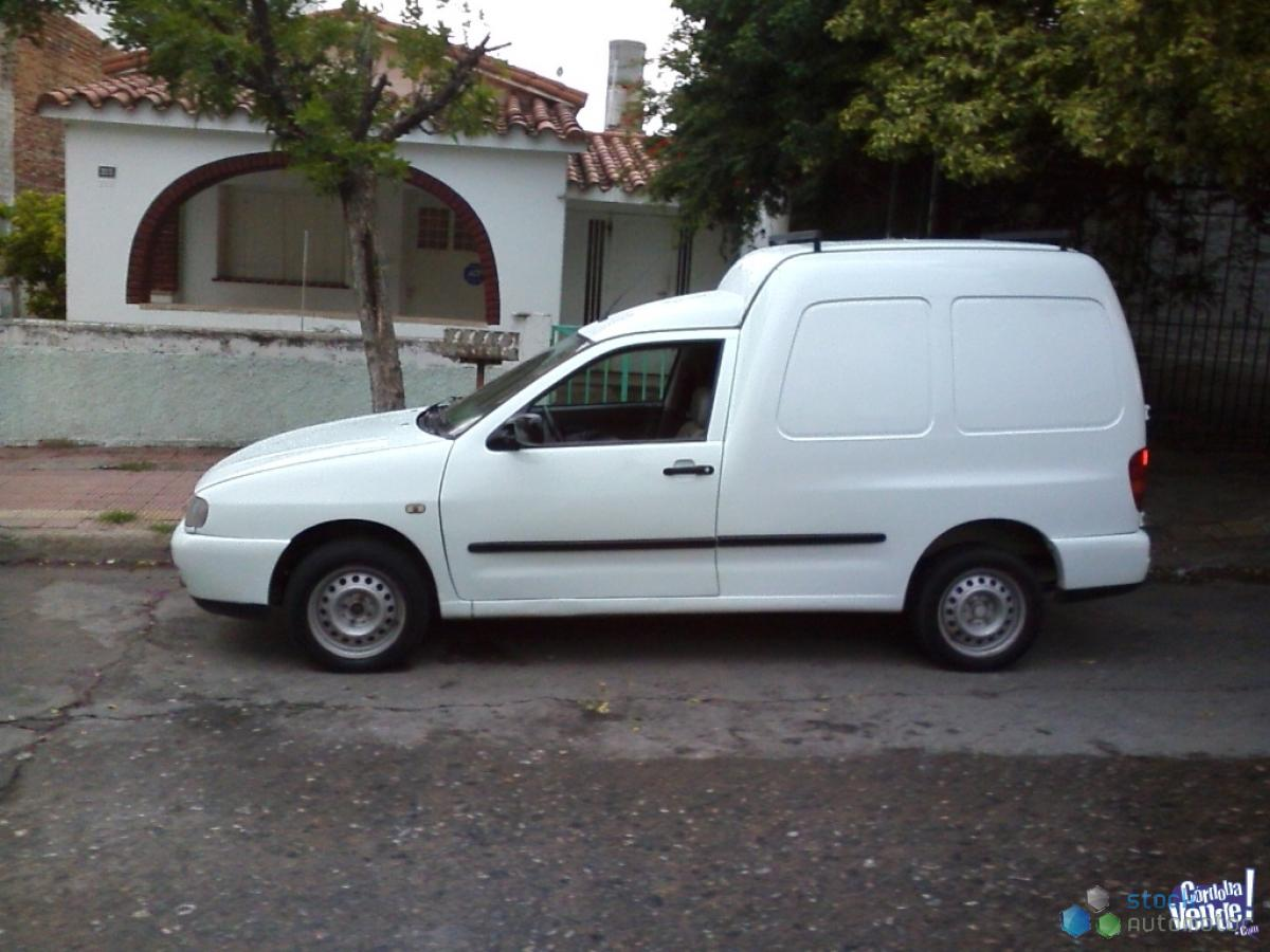 2000 Volkswagen Caddy #17