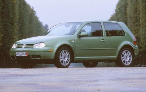 2000 Volkswagen Golf #21