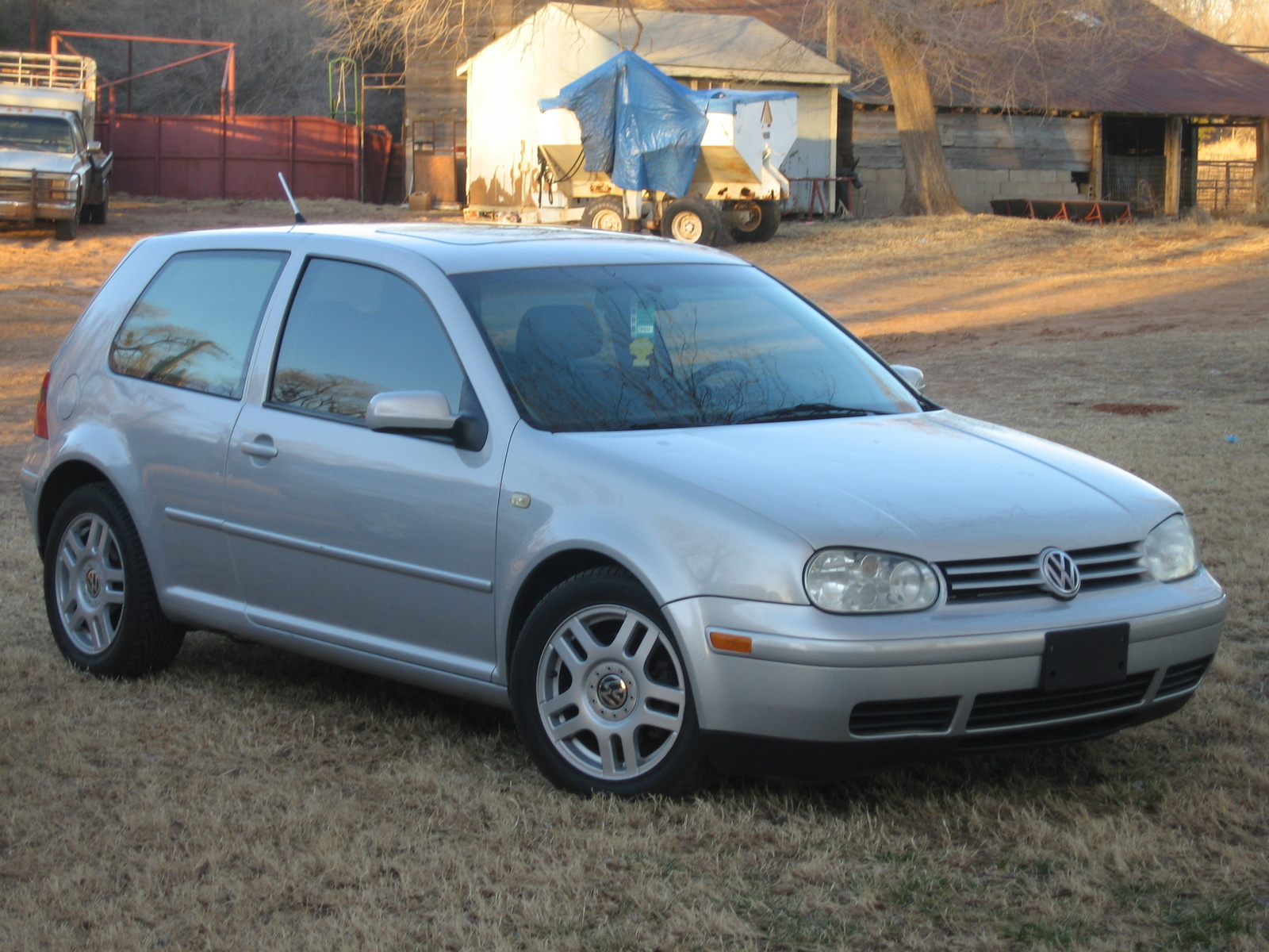 2000 Volkswagen Golf #17