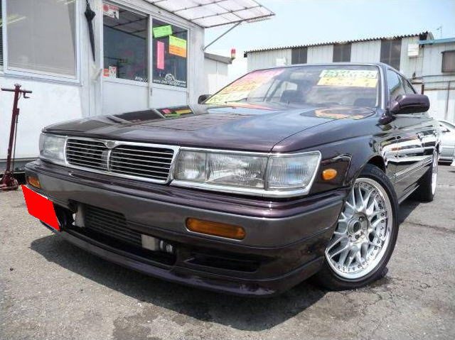 1990 Nissan Laurel #6
