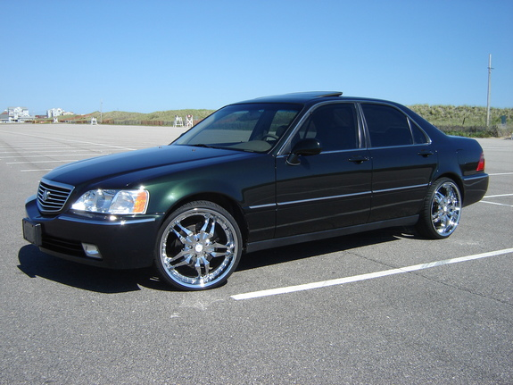 Acura Rl Photos Informations Articles BestCarMagcom - Acura rl wheels