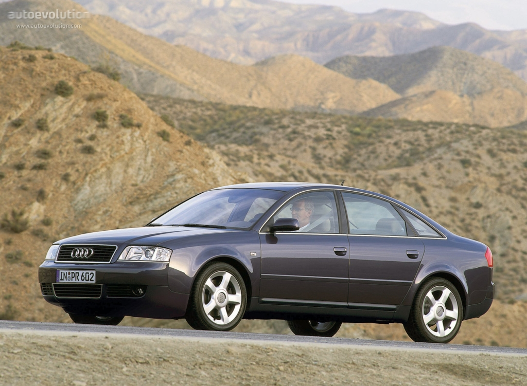 2001 audi a6 photos informations articles. Black Bedroom Furniture Sets. Home Design Ideas