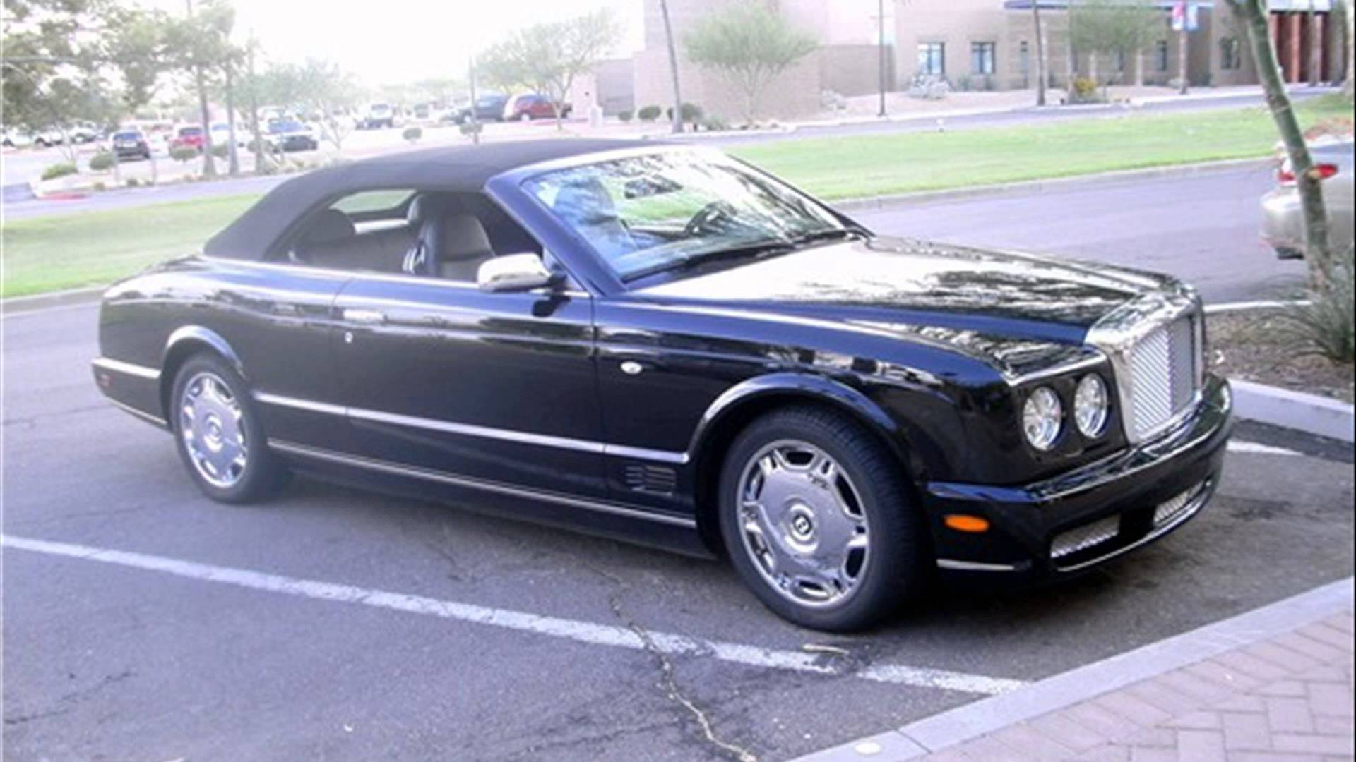 2001 Bentley Arnage #20