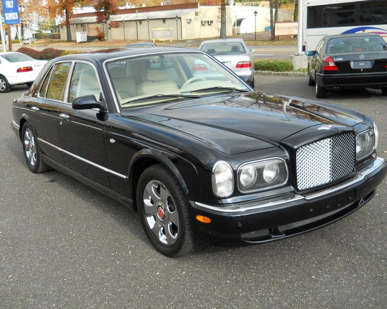 2001 Bentley Arnage #21