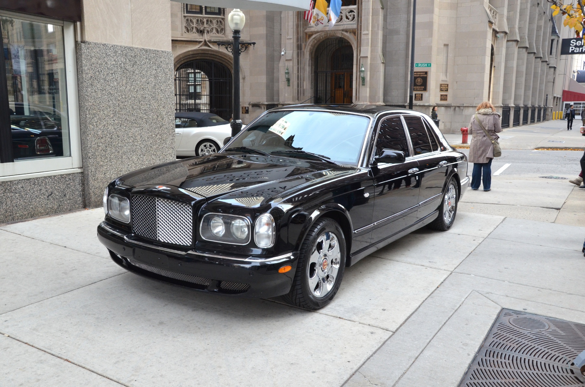 2001 Bentley Arnage #23