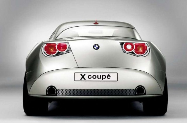 2001 BMW X Coupe #16