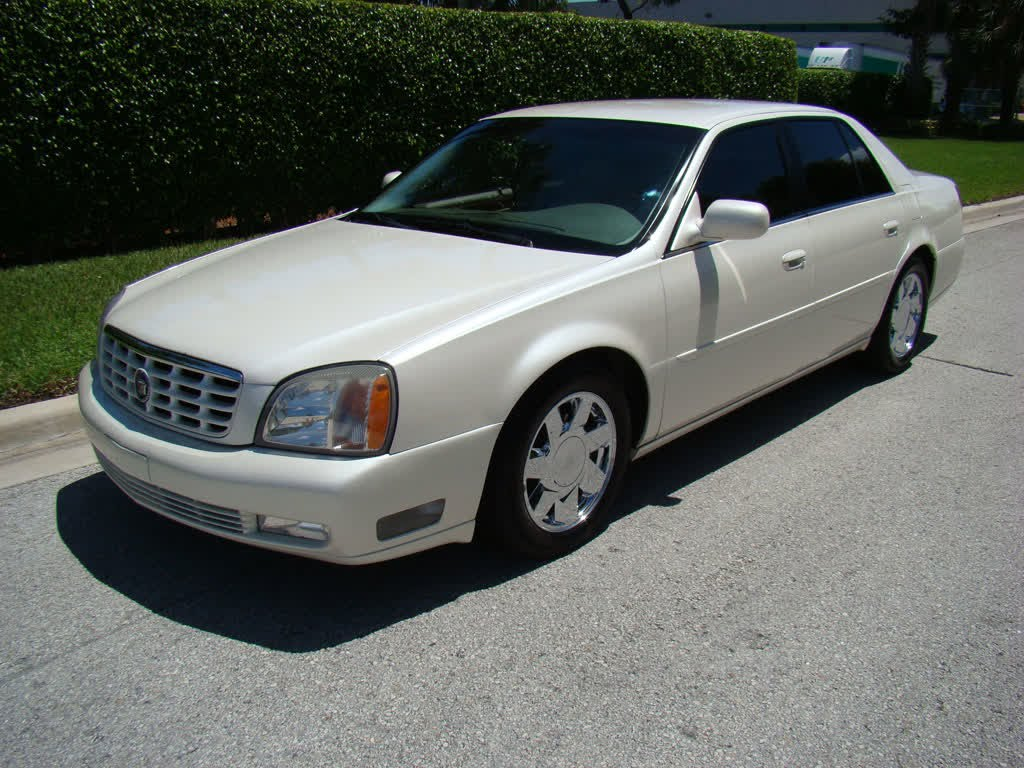 2001 Cadillac Deville Photos Informations Articles