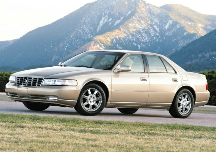 2001 Cadillac Seville Photos Informations Articles Bestcarmag