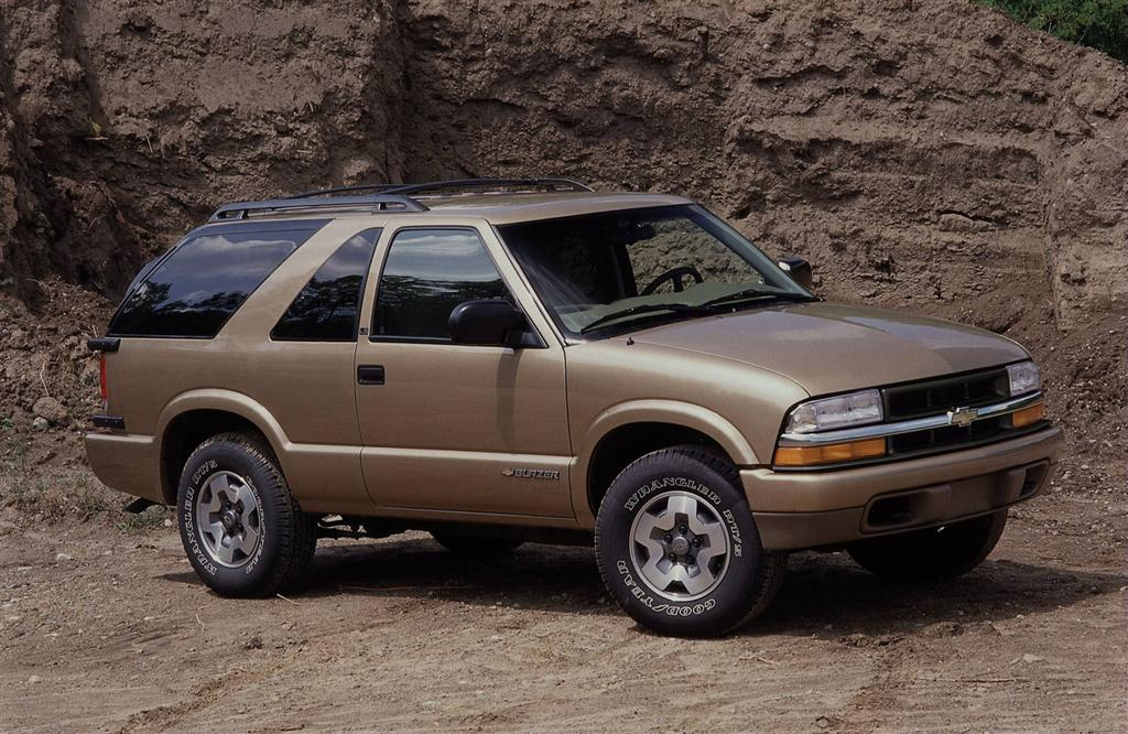 2001 Chevrolet Blazer Photos Informations Articles Bestcarmag