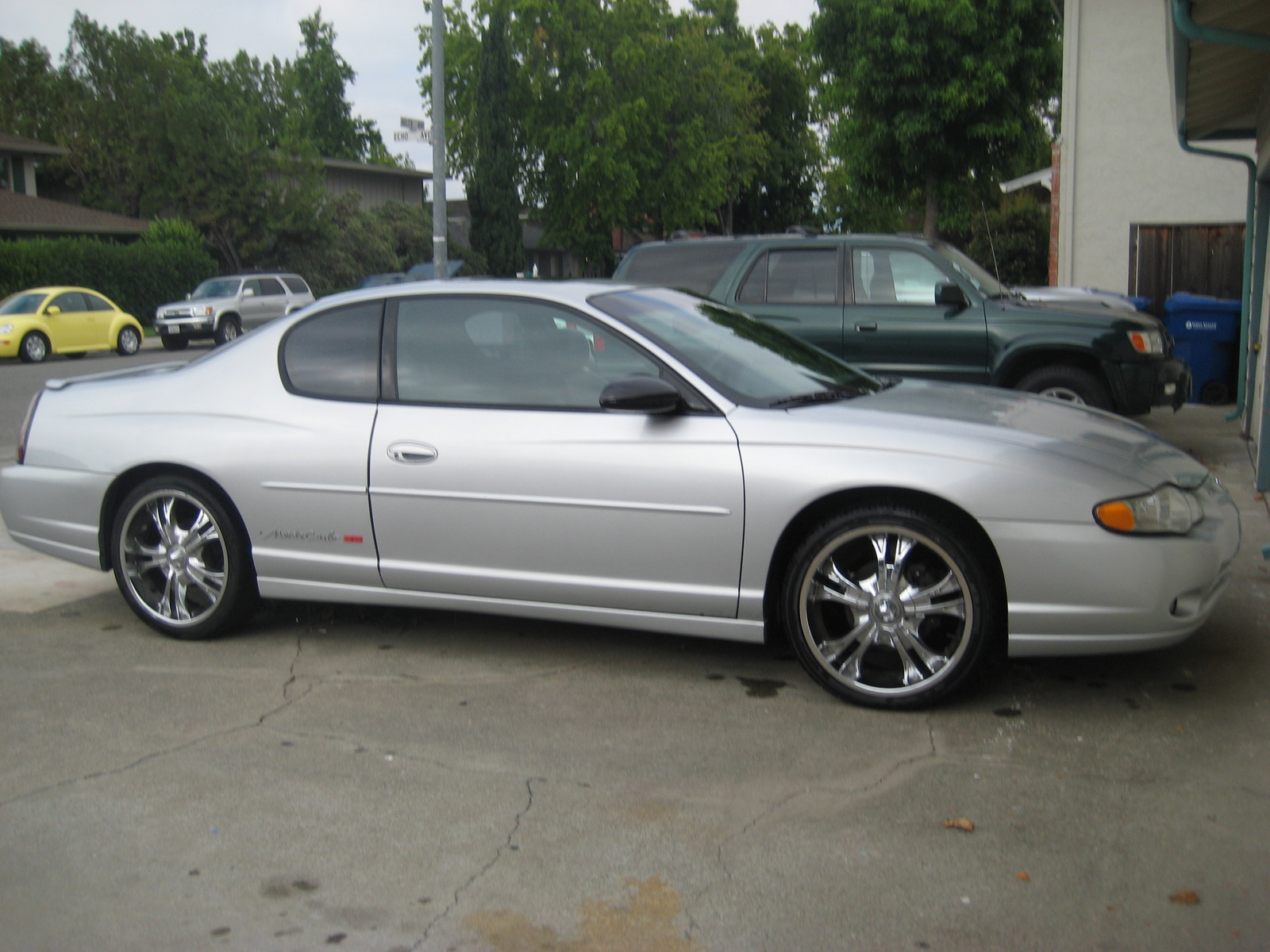 2001 Chevrolet Monte Carlo s Informations Articles