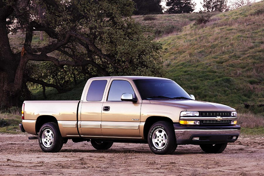 2001 chevrolet silverado 1500 photos informations articles. Cars Review. Best American Auto & Cars Review