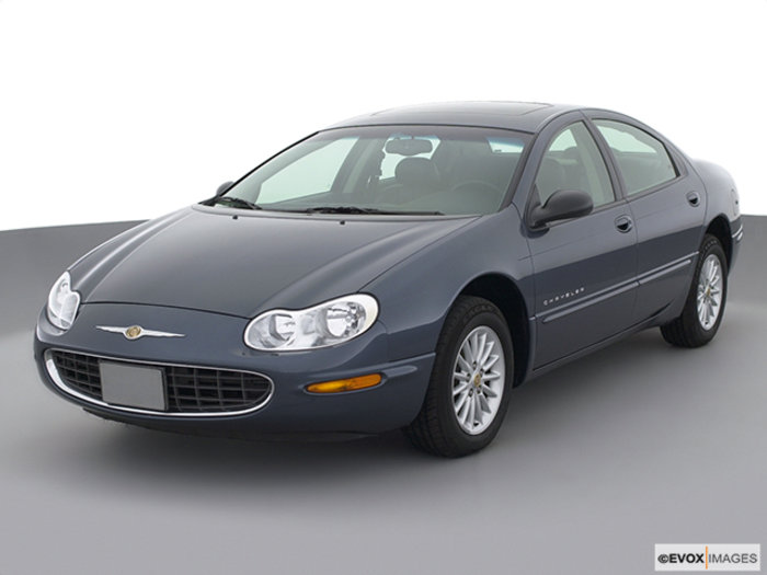 2001 Chrysler Concorde #12