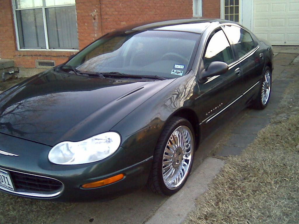 2001 Chrysler Concorde #13