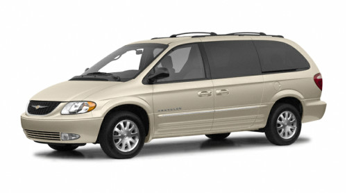 2001 Chrysler Town And Country #15