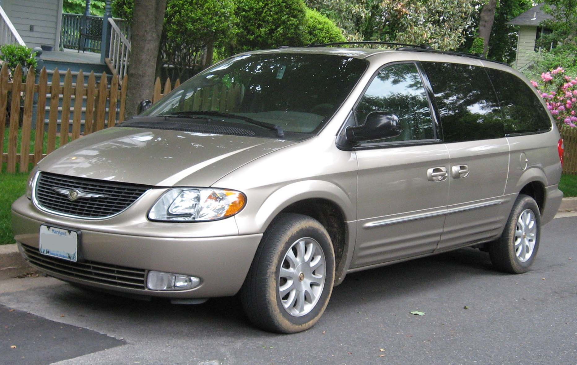 2001 Chrysler Town And Country #18