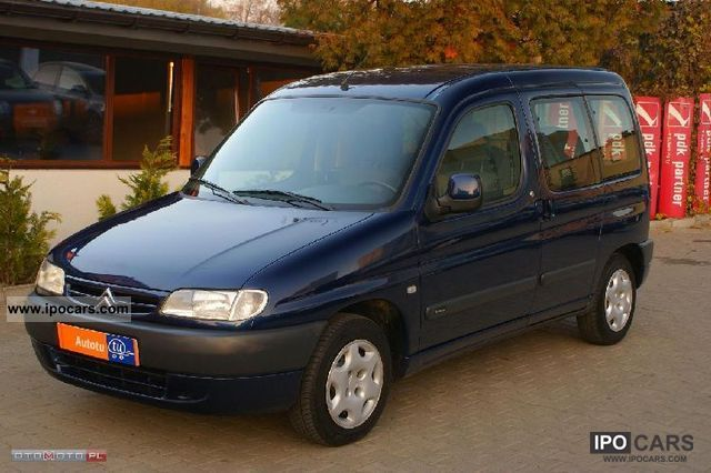 2001 Citroen Berlingo #12